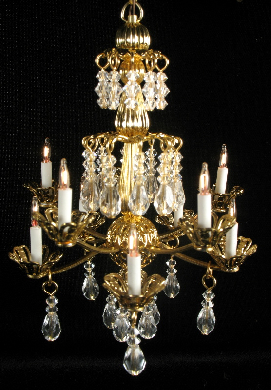 Lily Chandelier 114