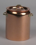Copper Asparagus Pot 541