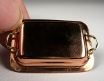 Copper Rectangle Pan 531