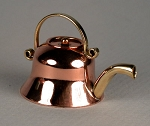 Large Copper Teakettle