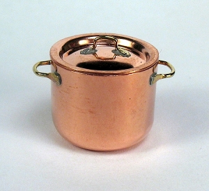 Copper Small Kettle 527