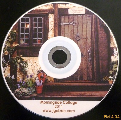 Morningside Cottage DVD